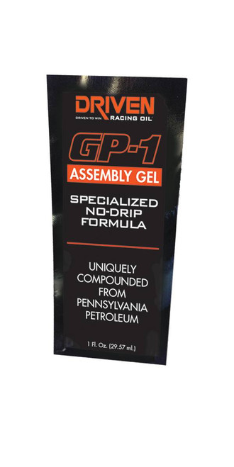 Driven GP-1 Assembly Gel, 1oz Packet