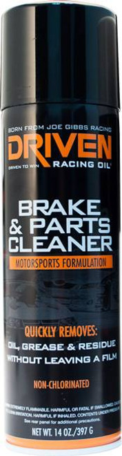 Driven Driven Brake & Parts Cleaner - 14 oz. Can