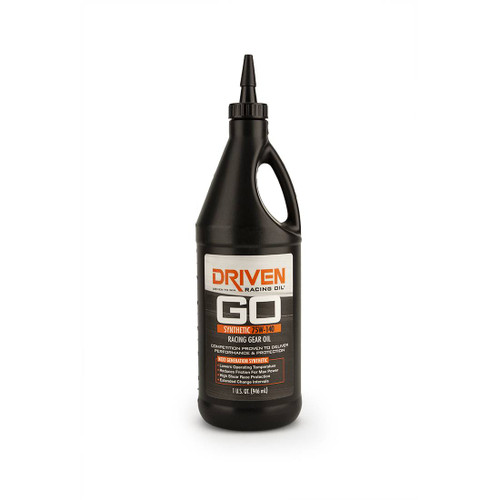 Driven GO 75W-140 Synthetic Racing Gear Oil - 1 Quart