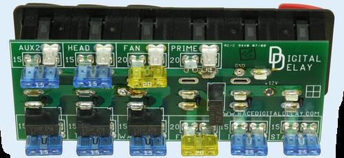 Digital Delay Switch Panel