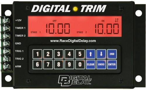Digital Delay DIGITAL TRIM The best stand-alone timer available