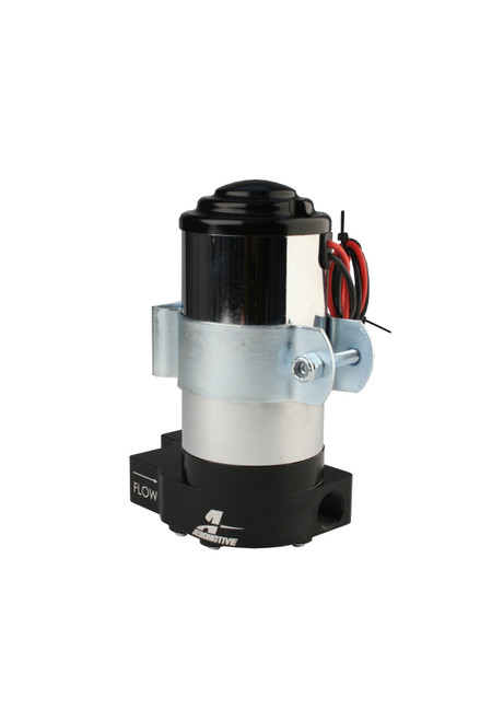 Aeromotive Billet Electric Fuel Pump, High Output for Carbureted Applications (up to 600 HP)