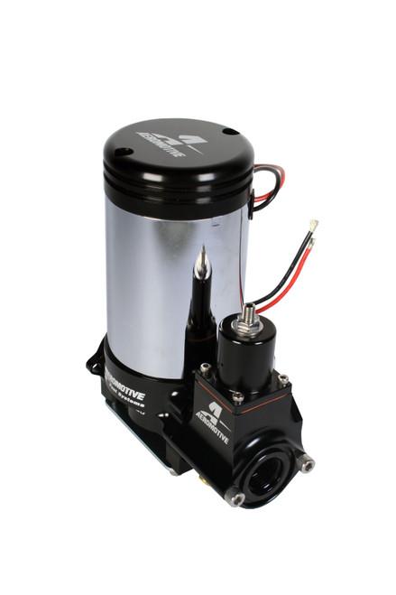 Aeromotive Billet Electric Fuel Pump,  A3000 Fuel Pump & Regulator Assembly (excl. filter)