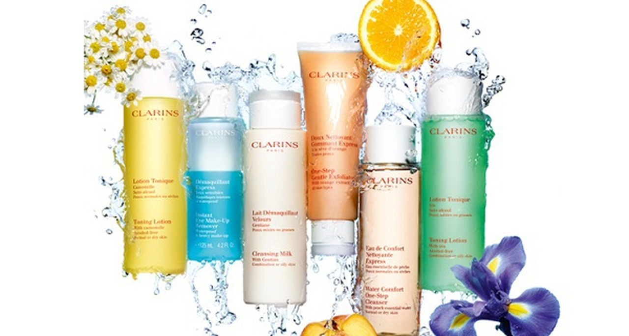 Clarins Skincare