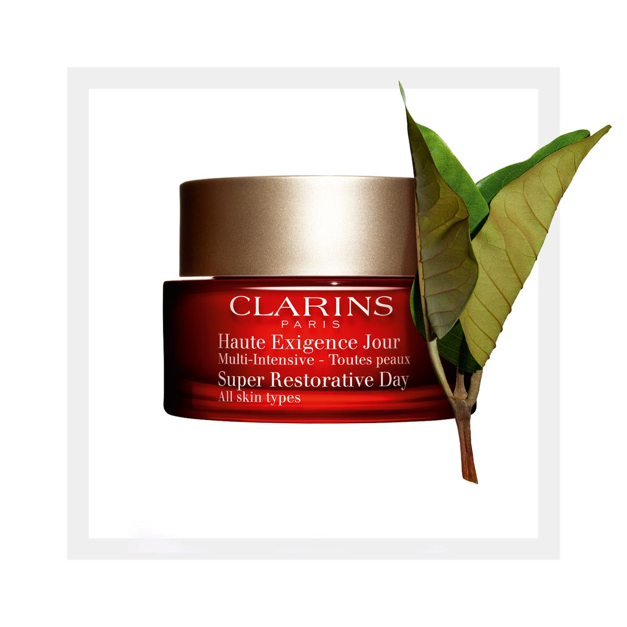 clarins restorative day cream