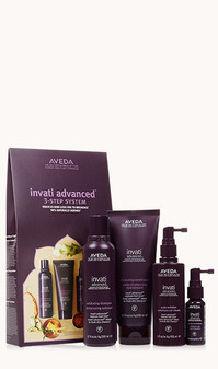 Aveda Invati 3 Step System