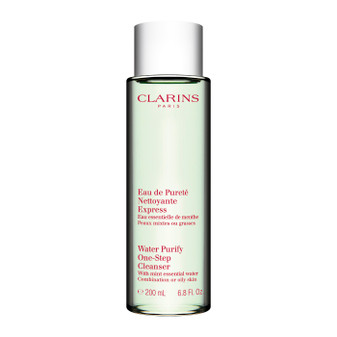 Clarins Water Purify One-Step Cleanser for Combination to Oily Skin
