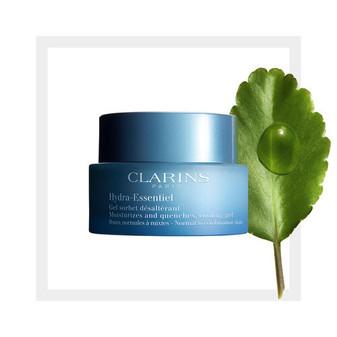 Clarins Hydra Essentiel Cooling Cream-Gel