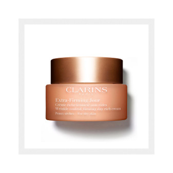 Clarins Extra-Firming Rich Day Cream (Dry Skin)