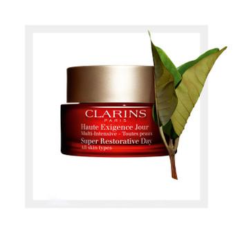 Clarins Super Restorative Day Cream (All Skin Types) 50ml