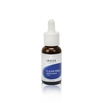 Image Clear Cell Restoring Serum Oil Free