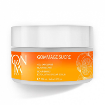 YonKa Gommage Sucre - Vitality Scrub - 200ML