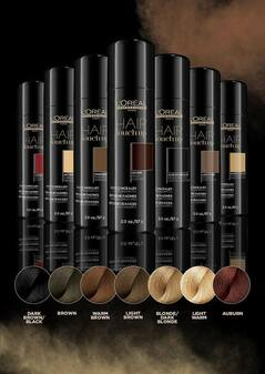 L'Oreal Hair Touch Up Root Concealer - Black