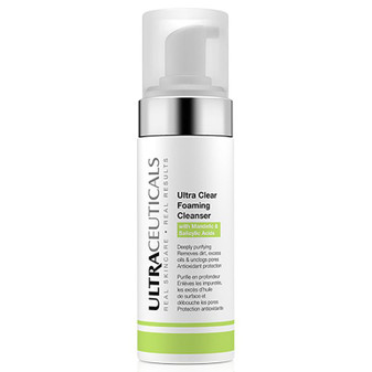 Ultraceuticals Ultra Clear Foaming Cleanser 150ml