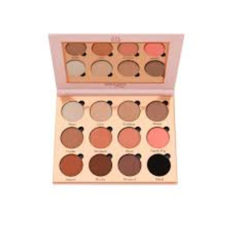 BiaBelle Bronzed Honey Eyeshadow Palette