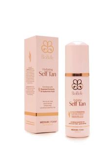 BiaBelle Hydrating Self Tan Medium Foam 150Ml