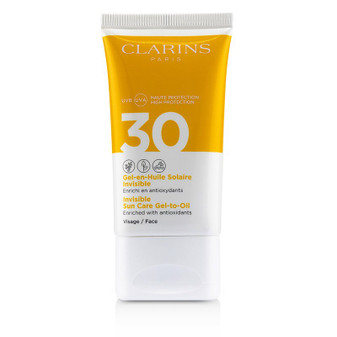 Clarins Sun Care Gel-to-Oil Spf 30 UVB UVA  150ml