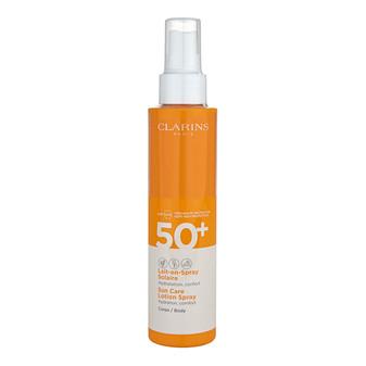 Clarins Sun Care Lotion Spray Spf 50+ UVB UVA 150ml
