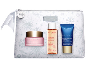 Clarins Multi Active Christmas Gift Set 2021