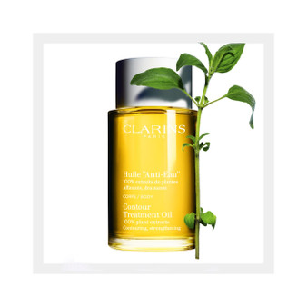 Clarins Contour Body Treatment Oil