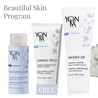 YonKa Beautiful Skin Program