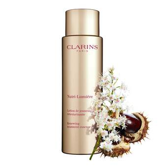 Clarins Nutri-Lumiere Lotion (Renewing treatment essence) 200ml
