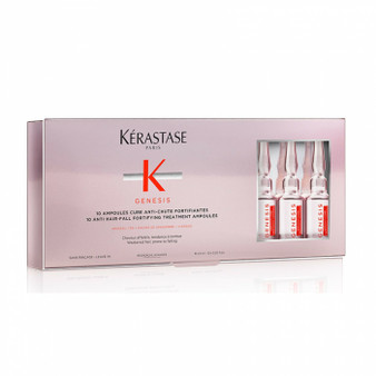 Kerastase Genesis- Ampoules Cure Anti-Chute Fortifiantes