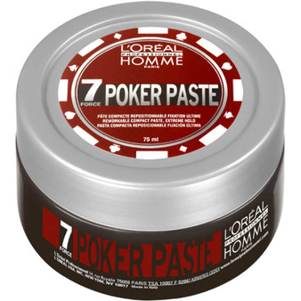 L'oreal Force 7 Poker Paste