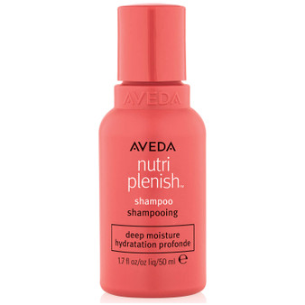 Aveda Nutriplenish Deep Moisture Shampoo Travel Size 50ml