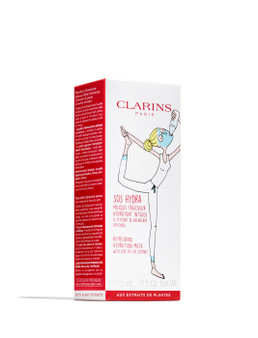 Clarins Pick & Love SOS Hydra  Mask
