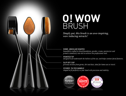 Cailyn O! WOW Brush