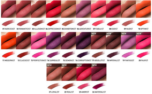 Cailyn Pure Lust Extreme Matte Tint
