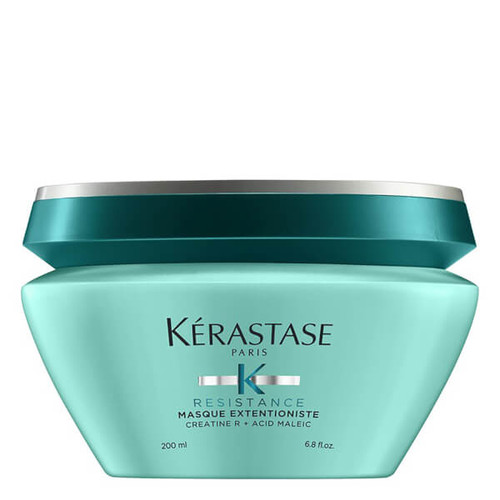 Length strengthening masque, for hair seeking healthy length. Strengthens and fortifies hair for reduced breakage.