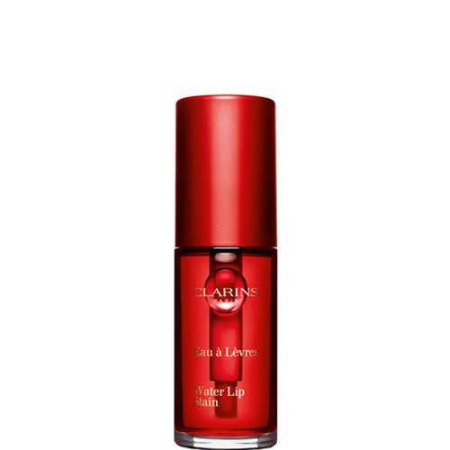 Clarins Water Lip Stain offers an ultra-light, water like texture that glides over the lips to give long wearing, non-transferable highly pigmented colour while providing intense hydration and nourishment. The unique Anti-Pollution Complex also protects lips from environmental aggressors throughout the day. Colour 03 Red Water.