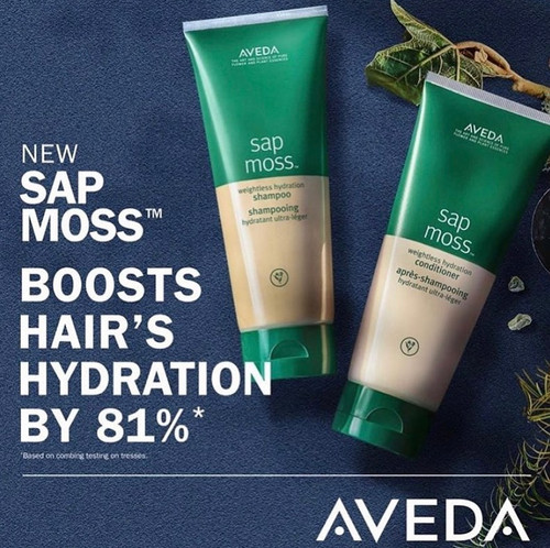 Aveda Sap Moss Weightless Hydration Shampoo 200ml