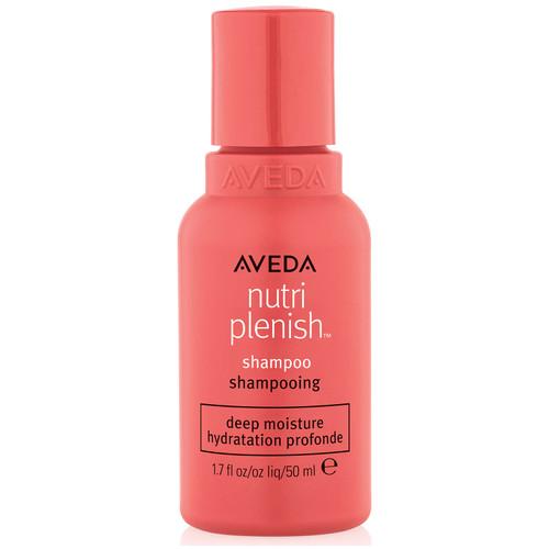 Aveda Nutriplenish Deep Moisture Shampoo Travel Size 50ml