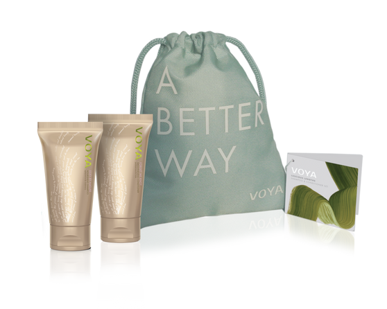 Voya Luscious lengths shampoo and conditioner set