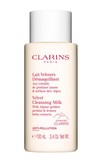 Clarins Pick & Love Velvet Cleansing Milk 100ml