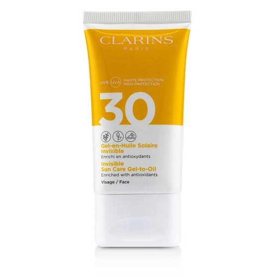 Clarins Sun Care Gel-to-Oil Spf 30 UVB UVA  150ml