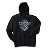 2020 V-USBands Season Black Hoodie