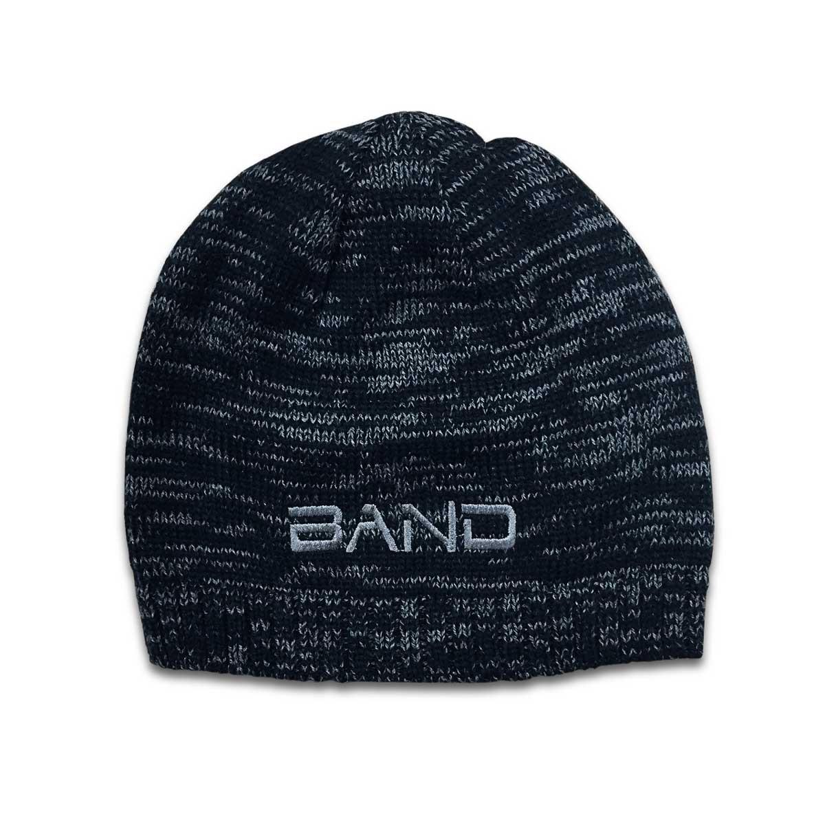 Band Beanie Navy/Charcoal