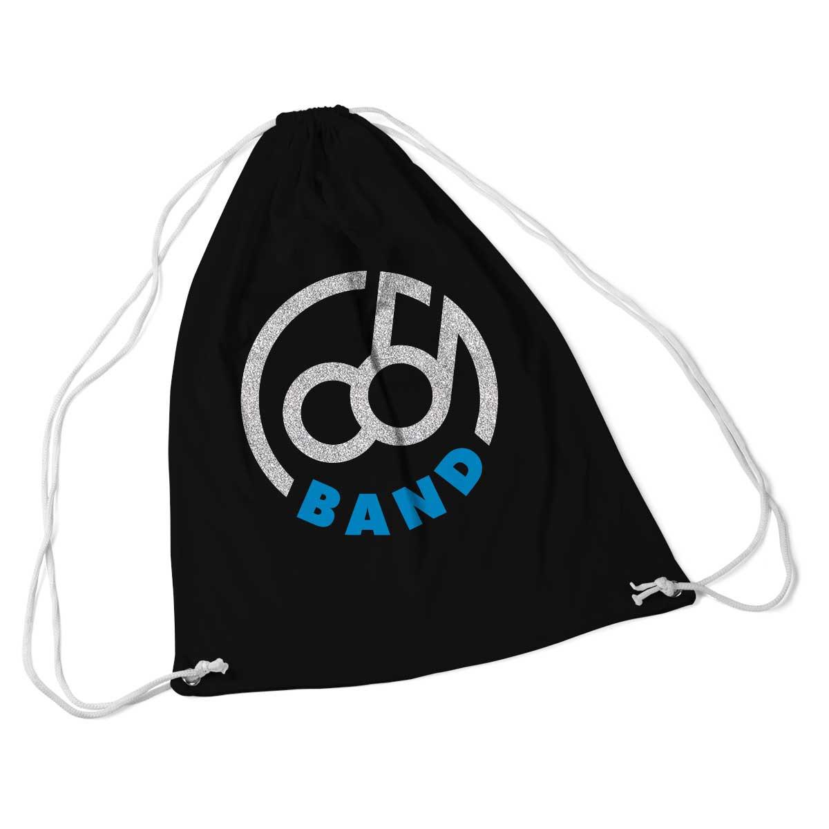 Band Drawstring Bag