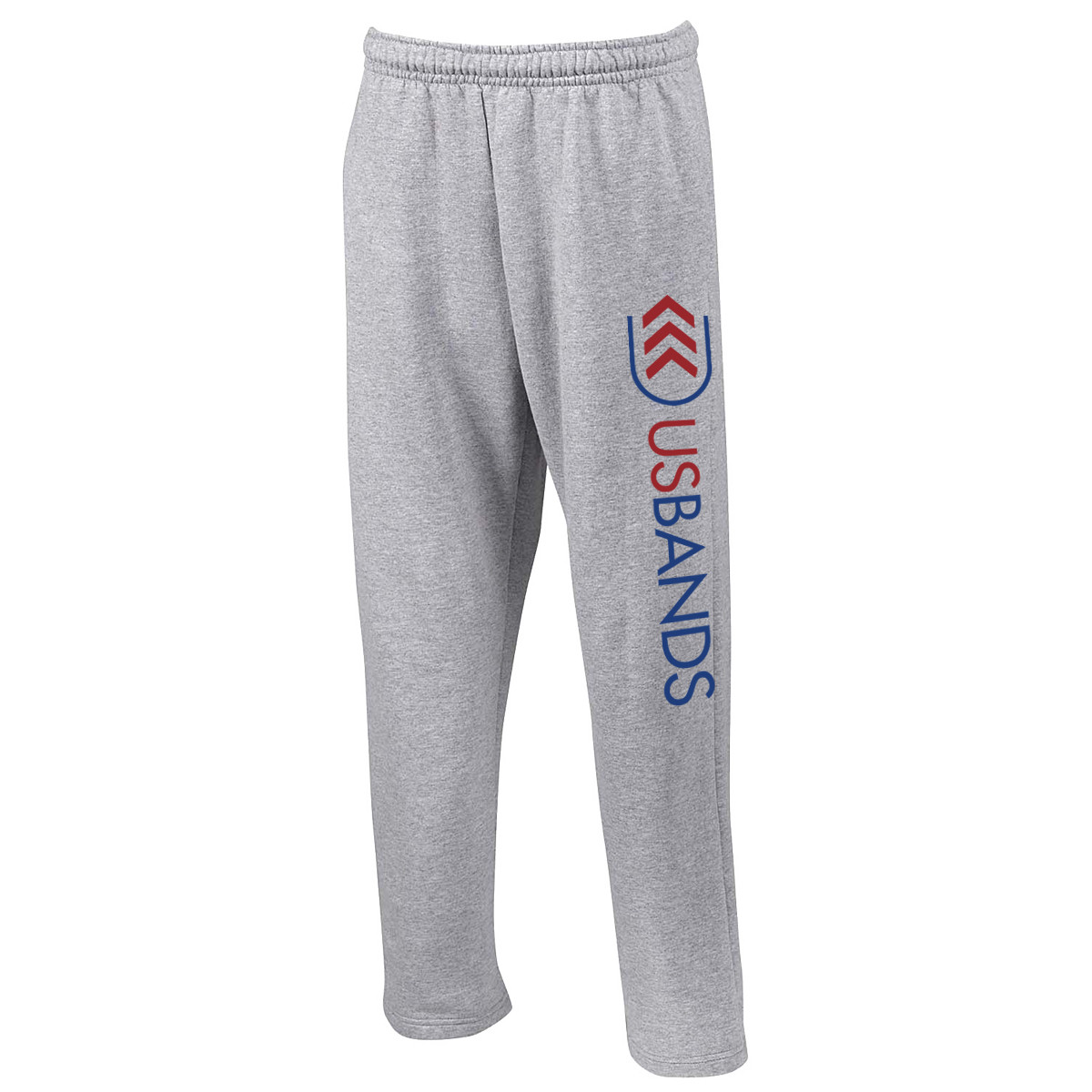 USBands Logo Grey Pants