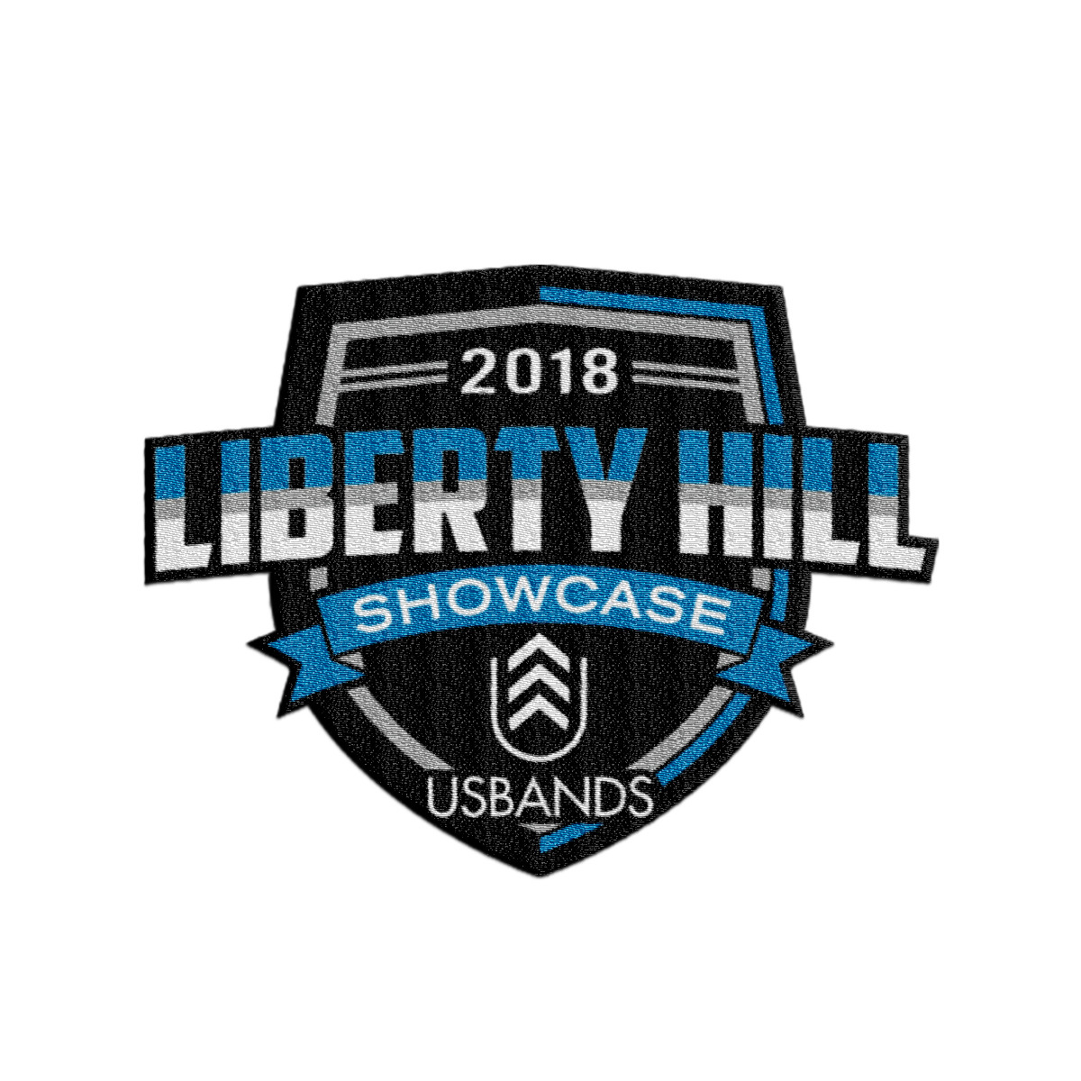 2018 USBands Liberty Hill Showcase Event Patch