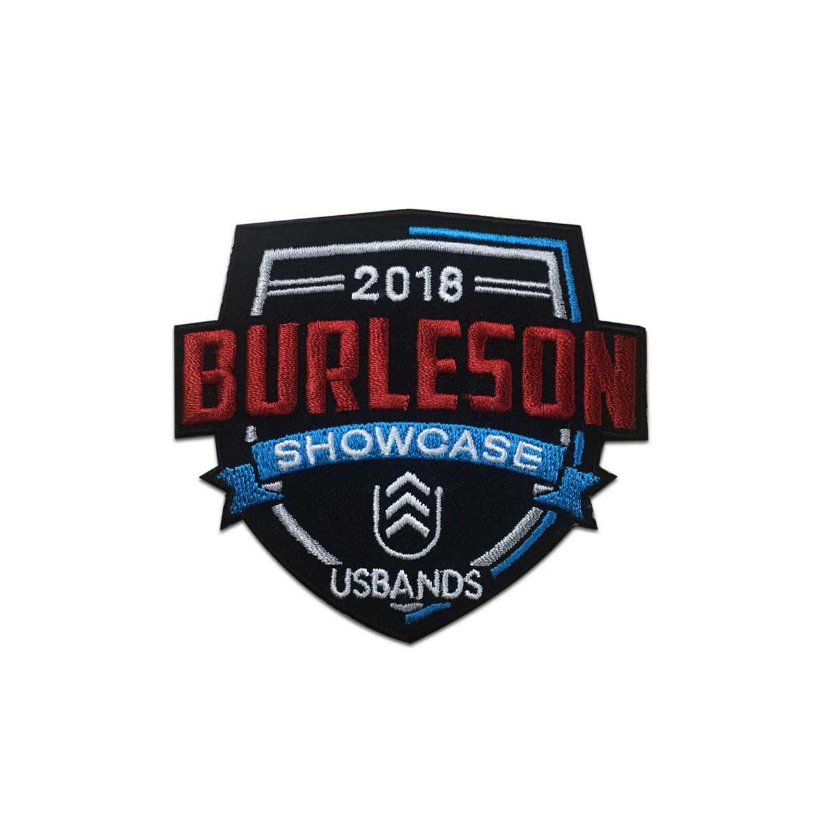 2018 USBands Burleson Showcase Event Patch