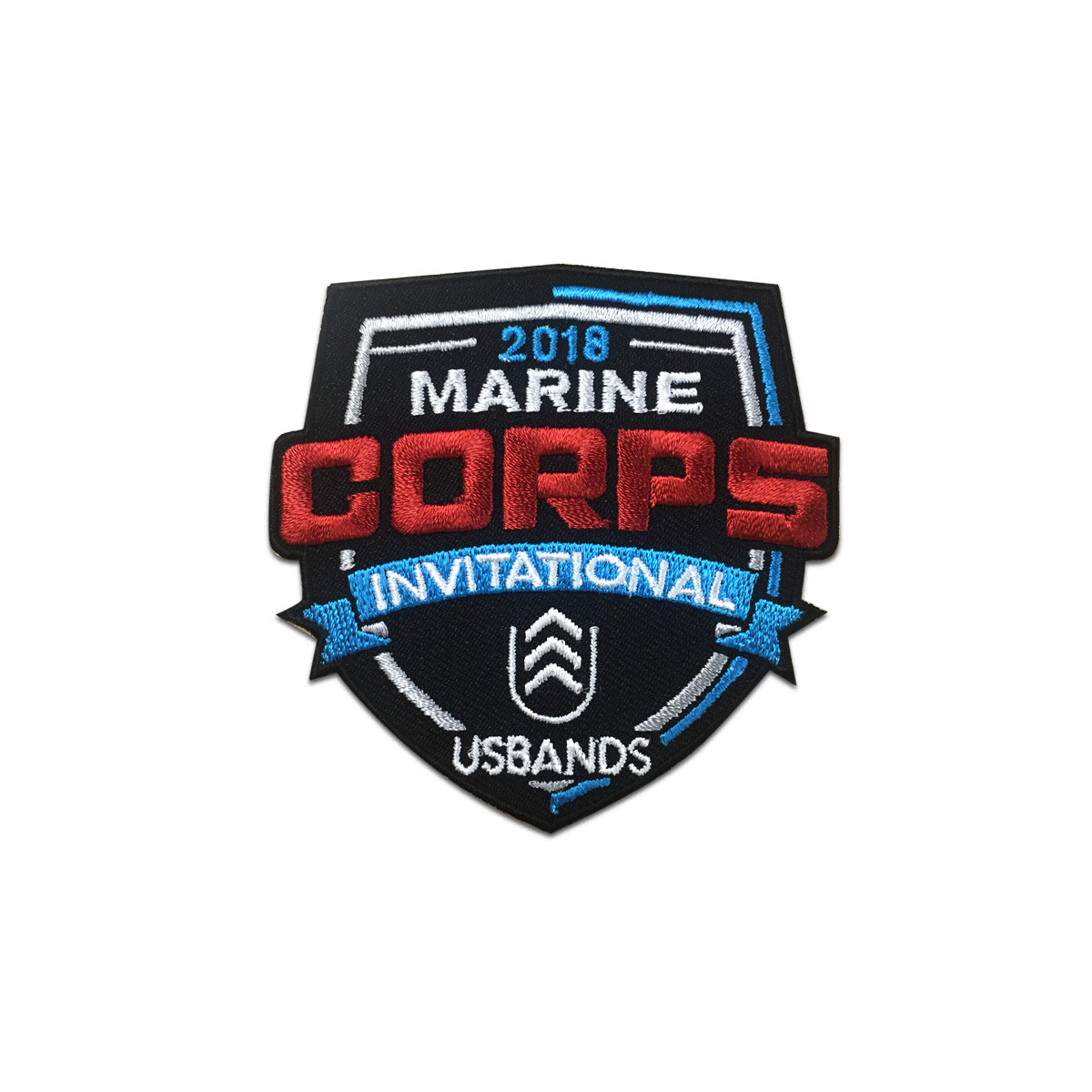 2018 USBands Marine Corps Invitational Event Patch