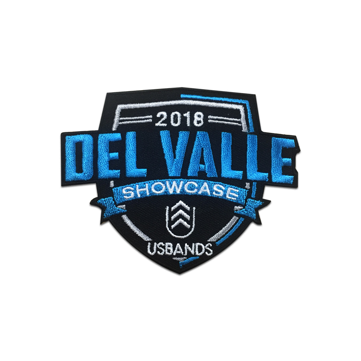2018 USBands Del Valle Showcase Event Patch