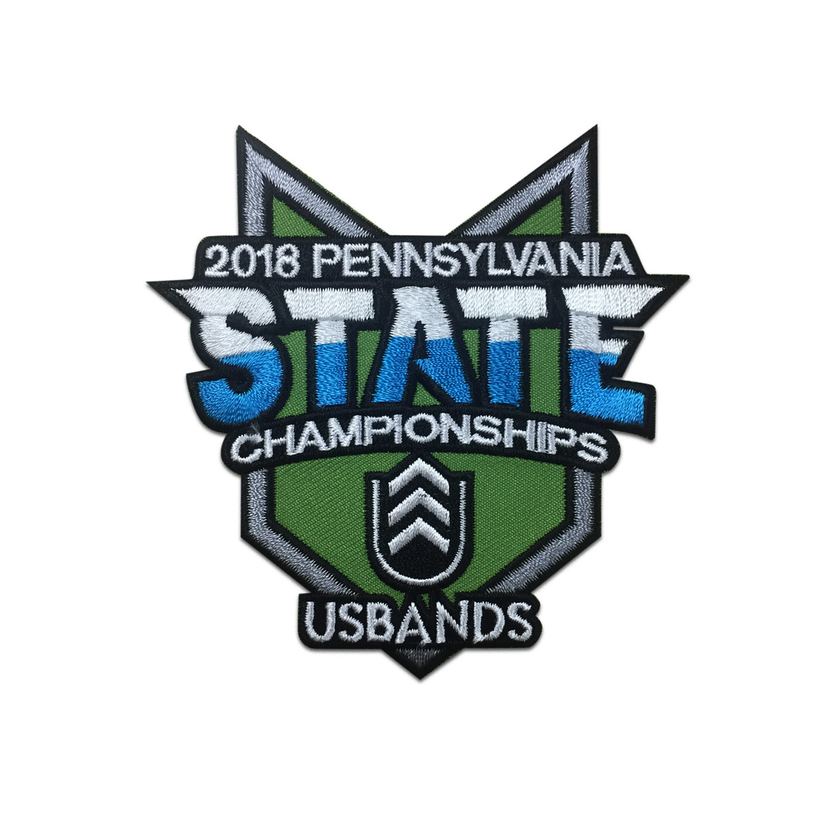 2018 USBands Pennsylvania State  Championship Event Patch