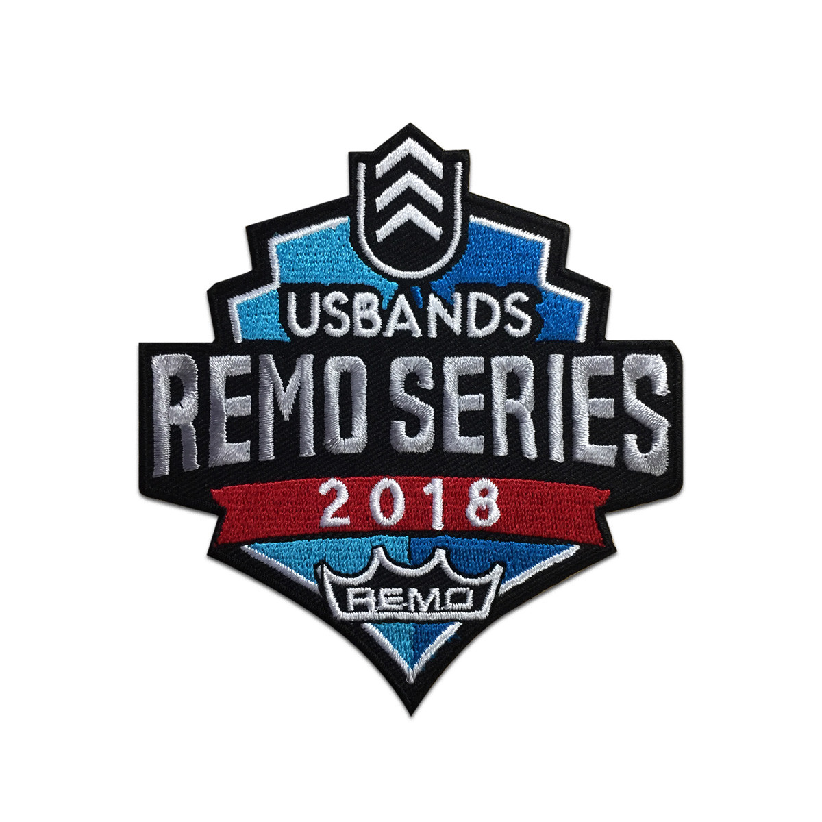 2018 USBands REMO Series Event Patch