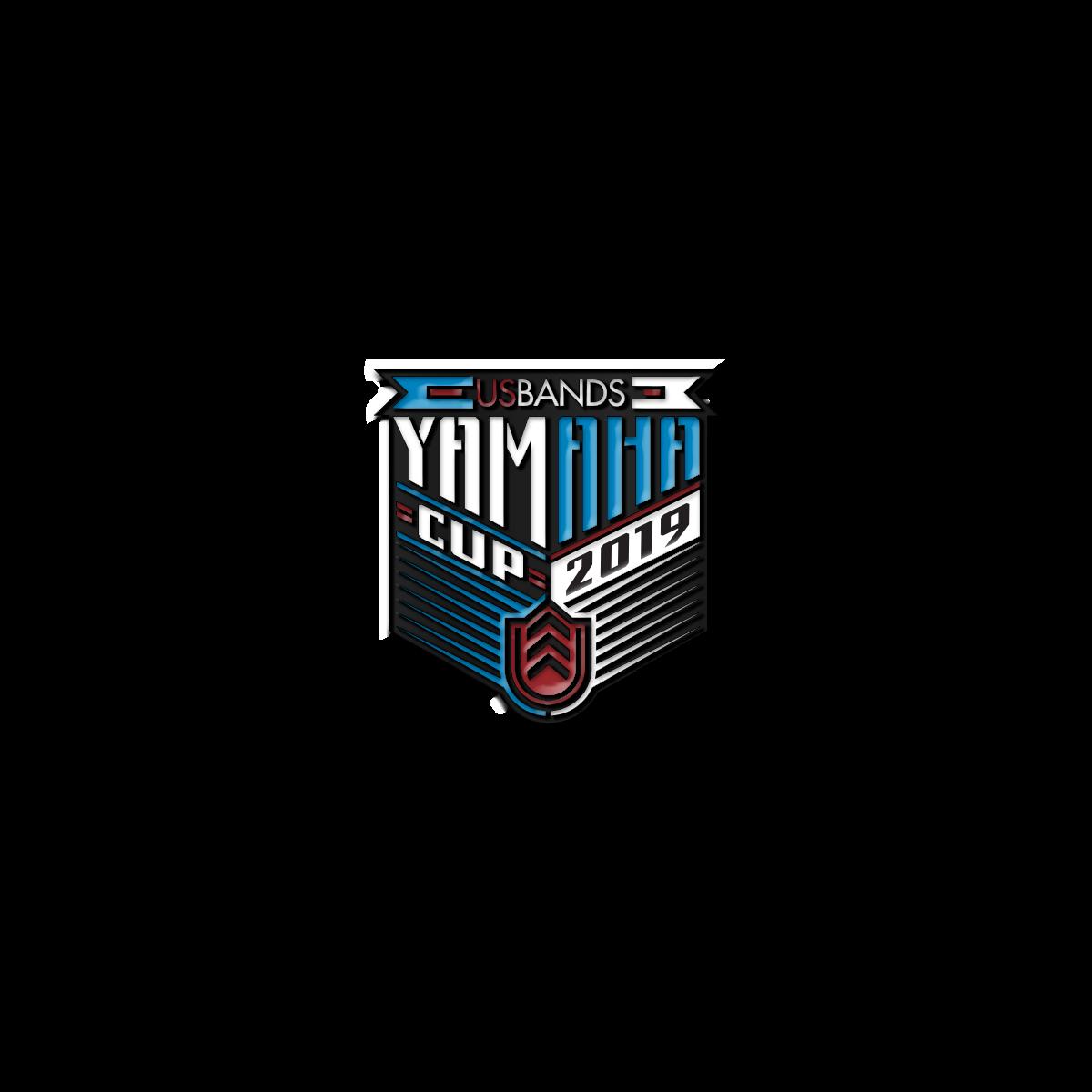2019 USBands Yamaha Cup Pin